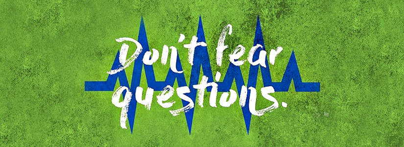 Don't Fear Questions poster