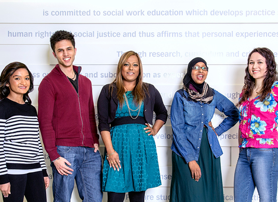 laps social work students