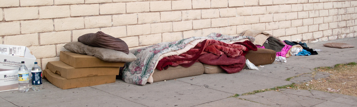bed-homeless-person
